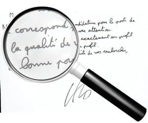 exemple d'écriture petite.