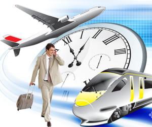 le recours au déplacement professionnel d'une journée devient en temps de crise
