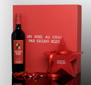 lecoffret 'un noël au chili par escudo rojo' met l'accent sur une tradition