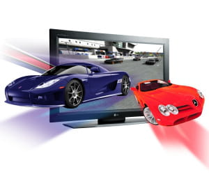 2010 devrait voir la montée en puissance des téléviseurs 3d.