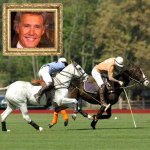 il est un des rares grands dirigeants français à pratiquer ce sport.