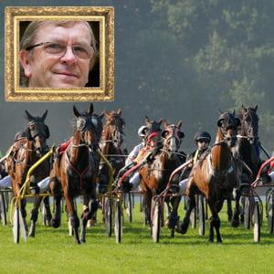 il possède une écurie de 32 chevaux.