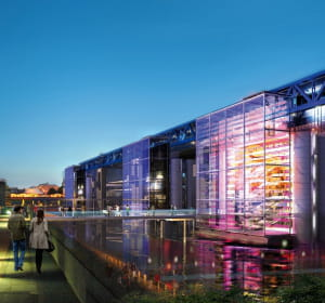 Paris 2 futurs centres commerciaux - Centre commercial porte de la villette ...