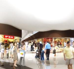le centre commercial grand fare à farébersviller comprendra 58boutiques