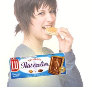 50% des consommateurs de biscuits pour enfants ont plus de 35 ans.