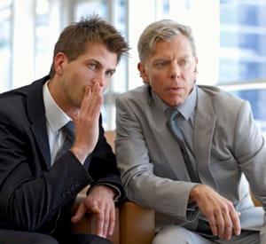 des commentaires peuvent circuler au sein de l'entreprise avant même votre
