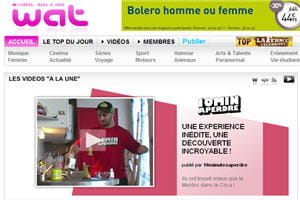 wat, la plate-forme vido cre par dailymotion pour tf1 