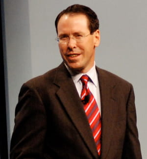 randall stephenson, pdg de at&t depuis 2007. 