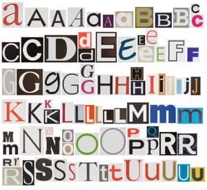 de plus en plus d'alphabets décomplexés voient le jour.