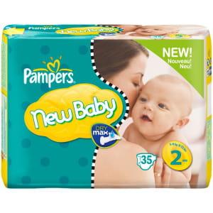 la couche dry max de pampers a été testée sur 20000bébés avant son lancement