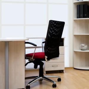 votre bureau lui-même peut être apaisant.