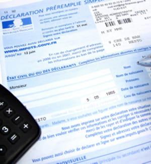 en france, il existe actuellement 5 tranches d'imposition.