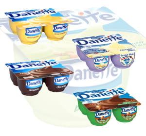 diversifier les recettes a permis à danone d'occuper 60% du marché des crèmes