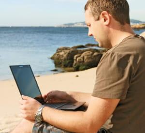 apprenez à décrochez du boulot et profiter pleinement de vos vacances.