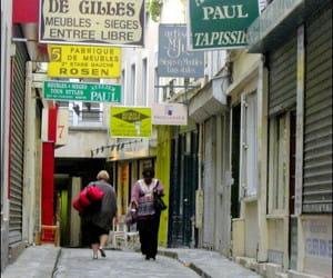 vers le faubourg saint antoine, dans le 11e arrondissement.