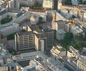 une vue de stanislas, depuis la tour montparnasse.