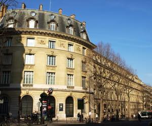 le lycée saint-louis, à paris.