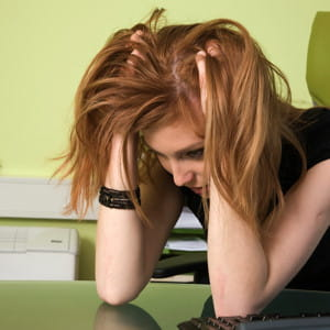 l'épuisement professionnel touche de nombreux salariés.