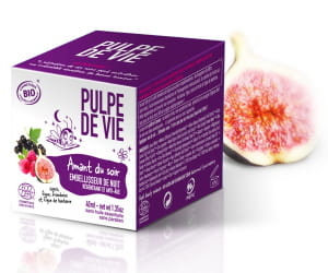 crème 'amant du soir' de pulpe de vie, 24 euros.