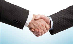 les principales acquisitions de l'e-business en 2010.