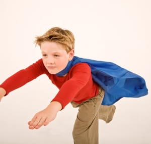 n'oubliez pas le superman que vous rêviez d'être.