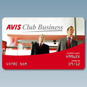 la carte club business d'avis.