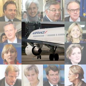 combien ces ministres ont-ils dépensé en billet d'avion ?