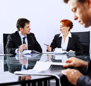 si nécessaire, vous devez profiter de certaines réunions pour vous faire