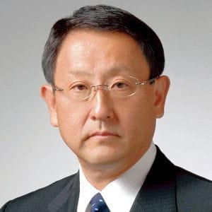 japonais formé à l'école américaine, akio toyoda est diplômé d'un mba du babson