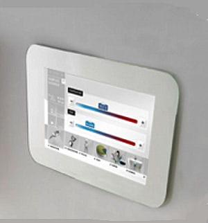 les futurs régulateurs de chauffage tactiles feront aussi cadre photo etseront