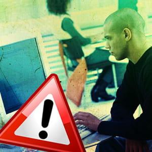 Découvrez les risques qui planent au bureau photodisc