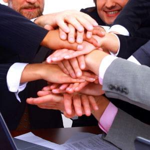 l'entreprise est l'association de profils qui ont tous quelque chose à apporter.