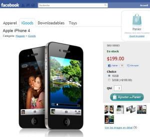 le russe ecwid propose depuis 2009 de porter sur facebook les catalogues