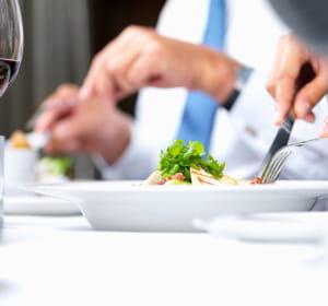 profitez de la baisse de pression pour organiser des déjeuners.