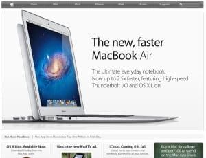 3ème : apple
