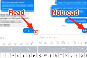 Comment savoir si une personne a lu votre message sur facebook jdn - Comment savoir si une entreprise existe ...