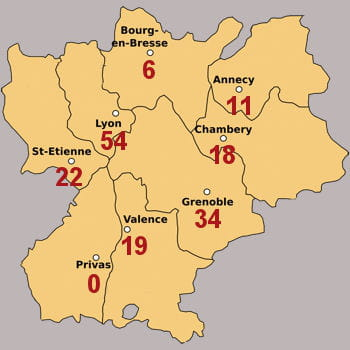 Rh ne alpes 210 franchis s recruter d 39 ici 2013 for Cash piscine grenoble