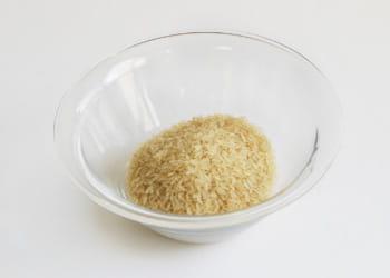 un euro = 300 grammes de riz