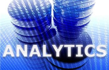 comme google analytics, de nombreux outils de web analytics peuvent aider