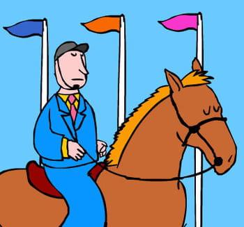 le cheval, meilleur ami de l'homme... et des patrons.
