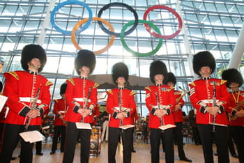 les entreprises britanniques ont raflé 91% des contrats des jeux olympiques.