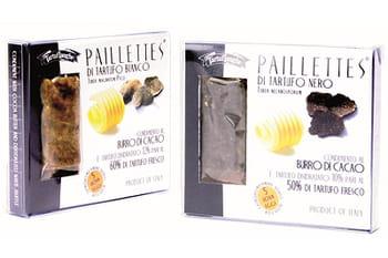 paillettes de truffe