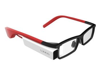 lumus optical propose aussi un système (dk-40) de lunettes monoculaires,