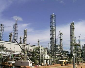 une usine du groupe koch industries.