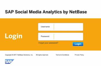 netbase s'est allié avec sap, qui peut vendre sa solution dans le monde.
