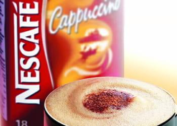 23,4% desconsommateurs achètent des produits nescafé.
