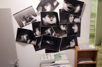 figures libres sur photocopieuse.