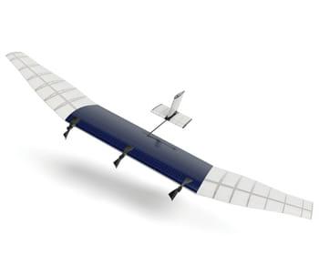 le drone fournisseur d'accès internet.