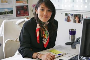 mykim chikli, directrice générale de zenithoptimedia, a rejoint l'agence en