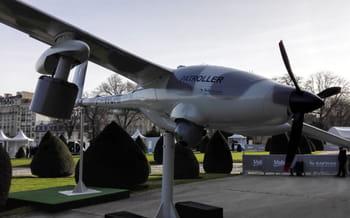 le drone patroller de safran.
